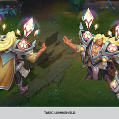 Taric Luminshield Concept 2 (by Riot Contracted Artists <a rel=
