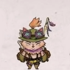 Teemo Concept 2 (by Riot Artist <a href=