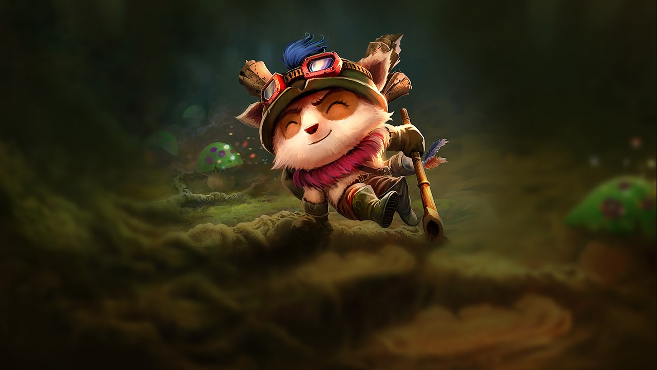 Teemo OriginalCentered