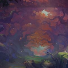 Ionia Map Loading Screen 2 (by Riot Artist <a href=