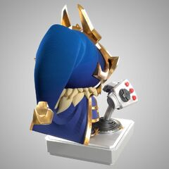 Final Boss Veigar Statue Model 2 (by Riot Artists <a href=