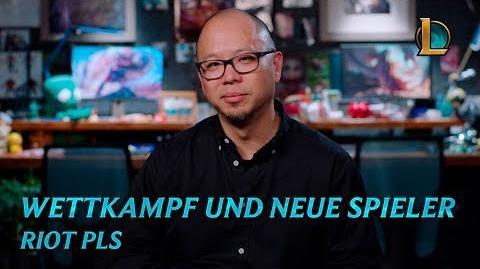 Wettkampf und neue Spieler Riot Pls – League of Legends