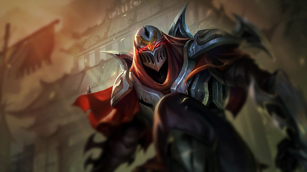 Zed | League of Legends Wiki | FANDOM powered by Wikia