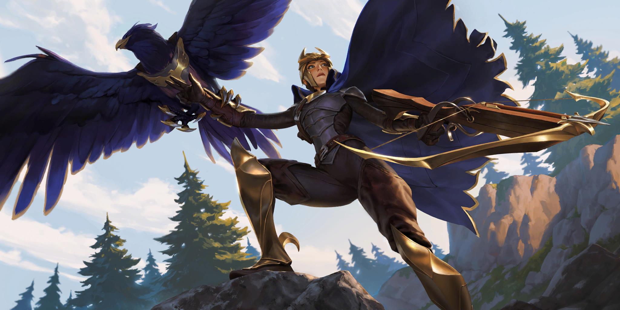Quinn/Background | League of Legends Wiki | Fandom