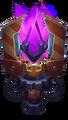 Clash Level 4 Alpha Trophy