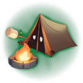 Little Camper Emote.png