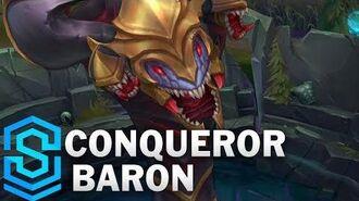 MSI 2018 - Eroberer-Baron League of Legends