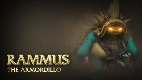 Rammus/Strategy