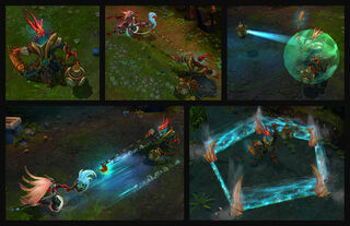 Thresh DeepTerror Screenshots