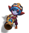 Tristana PenguCosplay (Ruby)