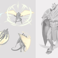 Galio Update Concept 3 (by Riot Artist <a href=
