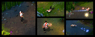 Lee Sin DragonFist Screenshots