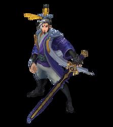 Master Yi EternalSwordYi (Base)