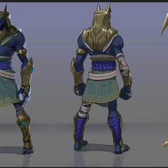 Nasus Update Concept