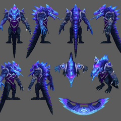 Blackfrost Renekton Model