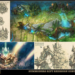 Summoner's Rift Update Concept 12 (by Riot Artist <a rel=