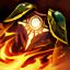 Sunfire Cape item
