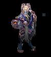 Aphelios Nightbringer (Sapphire)