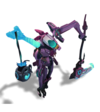 Fiddlesticks Praetorian (Rose Quartz)