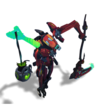Fiddlesticks Praetorian (Ruby)