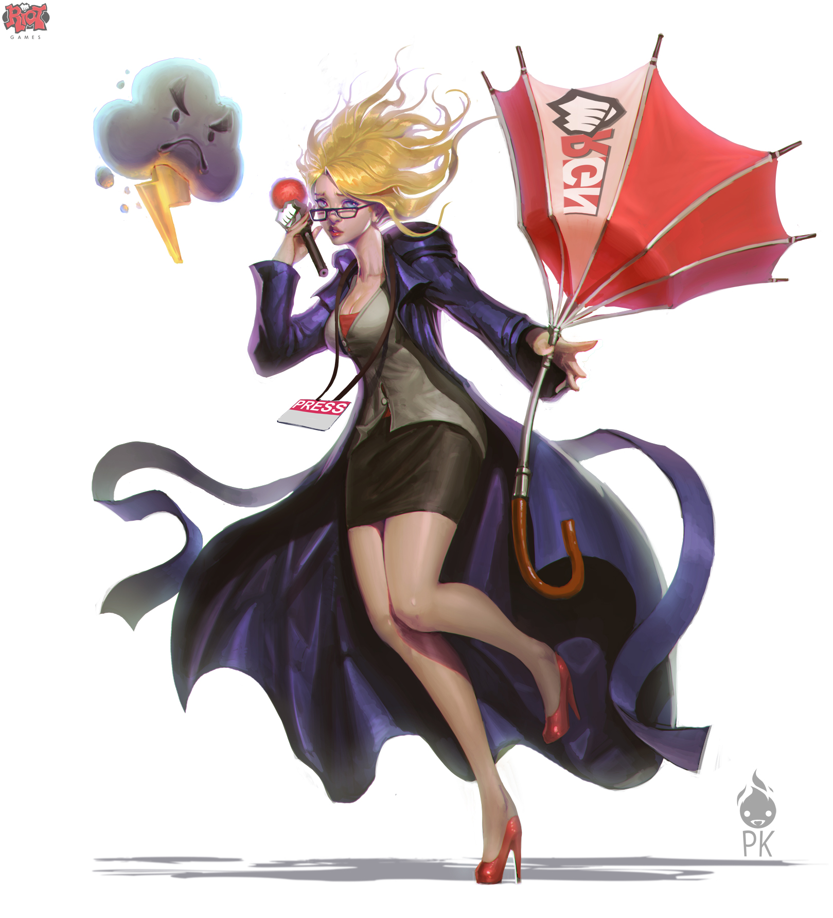 Bild - Janna Wetterfee Konzept.jpg | League of Legends ...