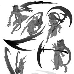 Kayn Concept 3 (by Riot Artist <a rel=
