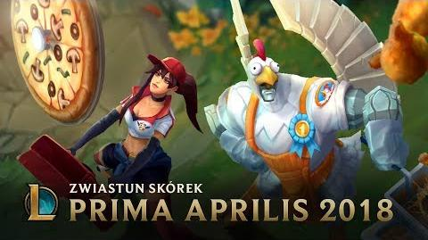 Prima Aprilis 2018 - zwiastun