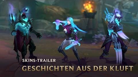 "Todesschwur ""Geschichten aus der Kluft 2017"" Event-Trailer – League of Legends"