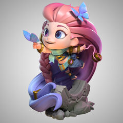 Zoe Statue Model 1 (by Riot Artists <a href=