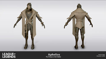 Aphelios Model 06