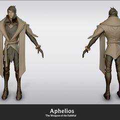 Aphelios Model 6 (by Riot Artist <a href=