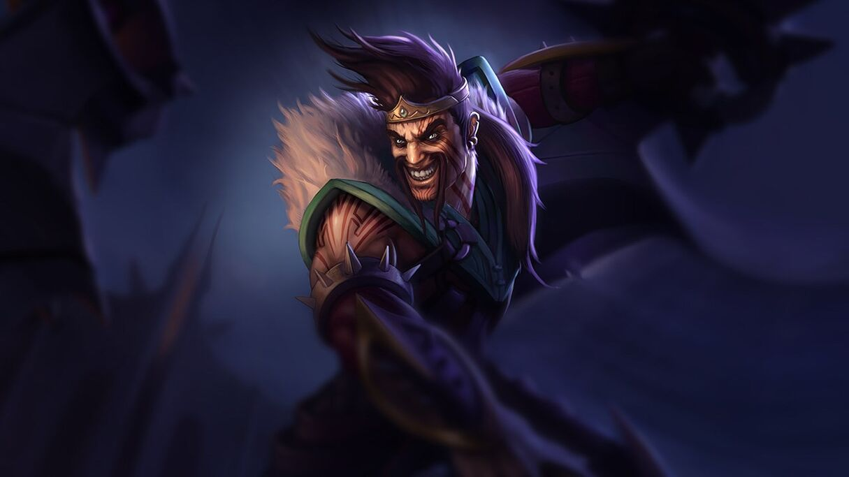 Draven OriginalCentered