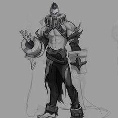 Sylas Concept 4 (by Riot Artist <a href=
