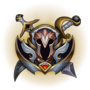 Conqueror of the League Emote