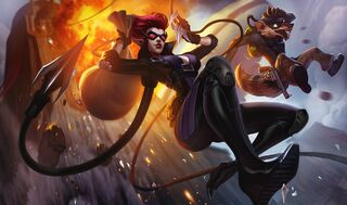 Evelynn SafecrackerSkin