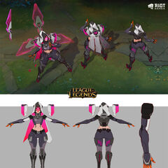 PROJECT: Irelia Concept 1 (by Riot Artist <a href=