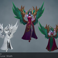 Lunar Wraith Morgana Update Model 2 (by Riot Artists <a href=