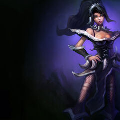 1st French Maid Nidalee