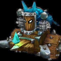 Blue Siege Minion <small>(Order)</small>