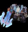 Trundle Drachentöter-Trundle (Perlmutt) M