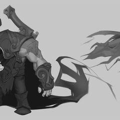 Yorick Update Concept 8 (by Riot Artist <a href=
