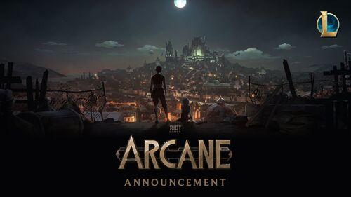 Arcane Series 01