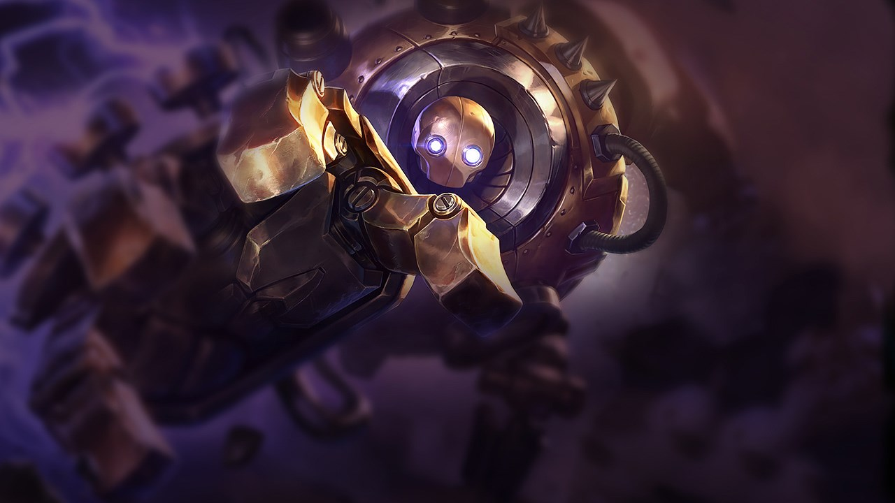 Blitzcrank OriginalCentered