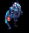 Diana Dragonslayer (Sapphire)