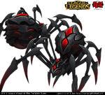 Elise Spiderform render