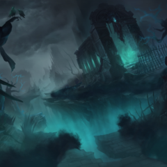 Shadow Isles Concept (Harrowing 2014)