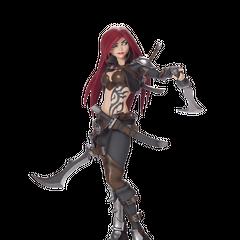 Statuetka Katariny dostępna w sklepie Riot od listopada 2016