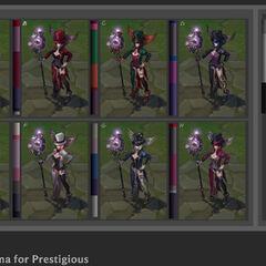 Prestigious LeBlanc Chroma Concept (by Riot Artist <a rel=