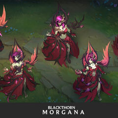Blackthorn Morgana Update Concept 1 (by Riot Artist <a href=
