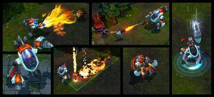Rumble SuperGalaxy Screenshots